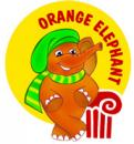 Оранжевый слон, Омск