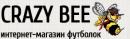 Интернет-магазин футболки от Бешеной Пчелки, Москва
