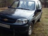 Chevrolet Niva 2011