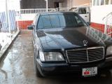 Mercedes-Benz S 1992