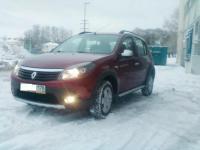 Renault Прочие 2012 ВИШНЯ