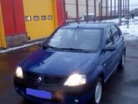 Renault Logan 2006 СИНИЙ