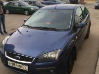 Ford Focus 2005 СИНИЙ