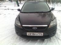 Ford Focus 2010 ЧЕРНЫЙ