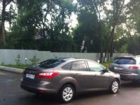 Ford Focus 2011 БЕЖЕВЫЙ
