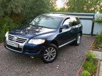 Volkswagen Touareg 2008 СИНИЙ