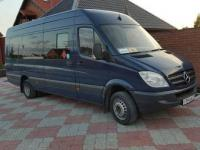 Mercedes-Benz Автобусы 2014 СИНИЙ
