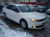Volkswagen Jetta 2013 БЕЛЫЙ