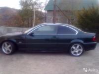 BMW 3er 1999 ЗЕЛЕНЫЙ