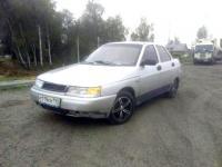 ВАЗ 2110 2003 СЕРЫЙ