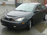 Ford Focus 2003 ЧЕРНЫЙ