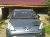 Peugeot Partner 2008 СЕРЫЙ
