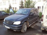 Mercedes-Benz ML 1998 СИНИЙ