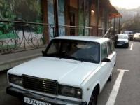ВАЗ 2107 2001 БЕЛЫЙ
