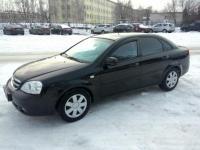 Chevrolet Lacetti 2012 ЧЕРНЫЙ