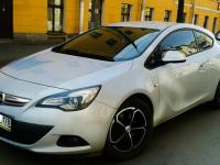 Opel Astra 2012 БЕЖЕВЫЙ