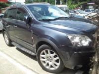 Opel Прочие 2008 СЕРЫЙ
