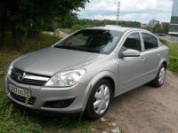 Opel Astra 2007 БЕЖЕВЫЙ