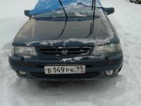 Subaru Legacy 1993 ЗЕЛЕНЫЙ
