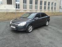 Opel Astra 2009 СЕРЫЙ