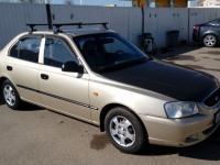 Hyundai Accent Седан 1.5 2006 с пробегом