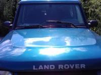 Land Rover Discovery 1999 СИНИЙ