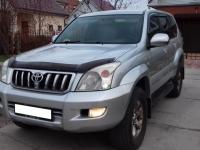 Toyota Land Cruiser Prado 2005 СЕРЕБРО