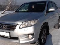 Toyota RAV 4 2012 СЕРЕБРО