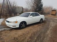 Toyota Mark II 1996 БЕЛЫЙ