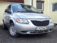 Chrysler Прочие 2003 СЕРЕБРО