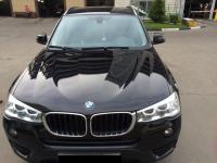 BMW X3 2014 ЧЕРНЫЙ