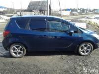 Opel Meriva Минивэн 1.4 2011 с пробегом