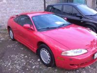 Mitsubishi Eclipse 1999 КРАСНЫЙ