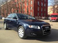 Audi A4 2006 ЧЕРНЫЙ