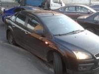 Ford Focus 2007 ЧЕРНЫЙ
