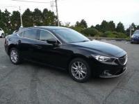 Mazda Mazda 6 2015 ЧЕРНЫЙ
