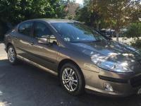 Peugeot 407 2007 СЕРЕБРО