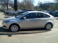 Ford Focus 2010 СЕРЕБРО