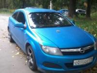 Opel Astra 2006 СИНИЙ