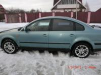 Volkswagen Passat 1997 ЗЕЛЕНЫЙ
