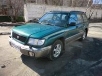 Subaru Forester 1999 ЗЕЛЕНЫЙ