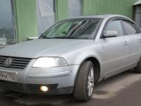 Volkswagen Passat 2002 ГОЛУБОЙ