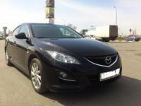 Mazda Mazda 6 2011 ЧЕРНЫЙ