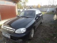 Chevrolet Lanos 2006 ЧЕРНЫЙ