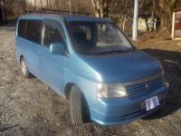 Honda Stepwgn 2001 ГОЛУБОЙ