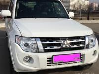 Mitsubishi Pajero 2013 БЕЛЫЙ