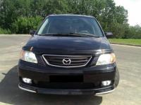 Mazda MPV 2000 ЧЕРНЫЙ