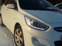 Hyundai Solaris Седан 1.4 2013 с пробегом
