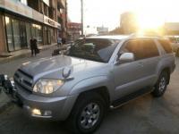Toyota Hilux 2004 СЕРЕБРО