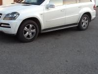 Mercedes-Benz GL 2011 БЕЛЫЙ